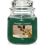 Bougies Yankee Candle parfum chants de noël