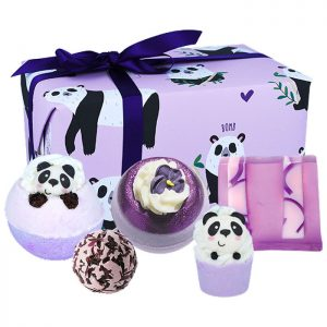 Coffret cadeau Bomb Cosmetics panda yourself gift pack