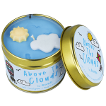 bougie bomb cosmetics above the clouds parfum coton