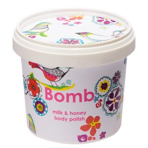 Bomb Cosmetics – Exfoliant milk and honey