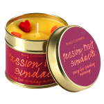 bougie bomb cosmetics passion fruit sundae parfum fruit de la passion