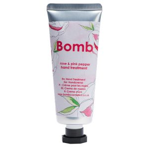 Bomb Cosmetics – Crème de main – rose and pink pepper